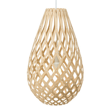 Koura Pendant by David Trubridge | KOU-0500-NAT-NAT