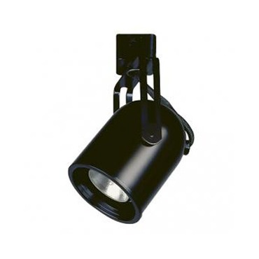 CTL2216 PAR16 Mini Round Back Track Fixture 120V by Con-Tech | CTL2216-B