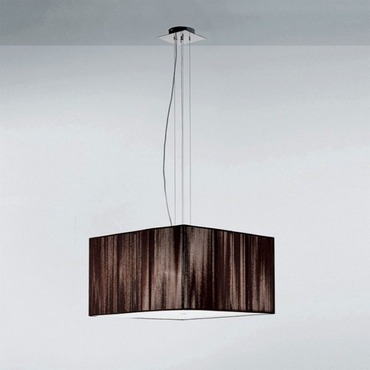Clavius Square Suspension by Axo Light | usclav60tacre26