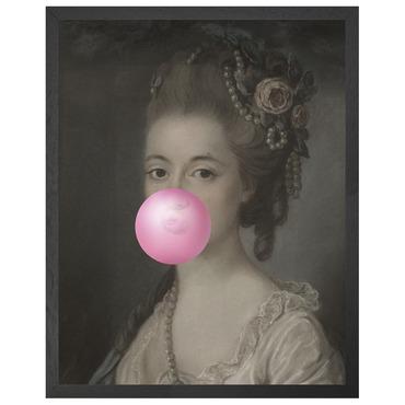 Bubblegum 5 Canvas