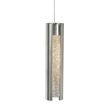 FSJ LED Dolly Pendant by LBL Lighting | HS699SCCRSCLEDFSJ