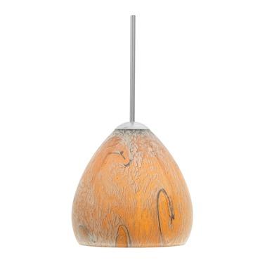 Mango Nuage Pendant by LBL Lighting | HS298MOSC1B50MPT