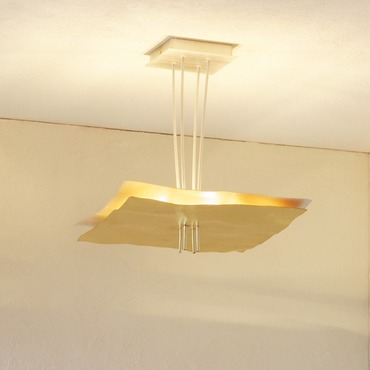 Duetto Semi Flush Ceiling Light