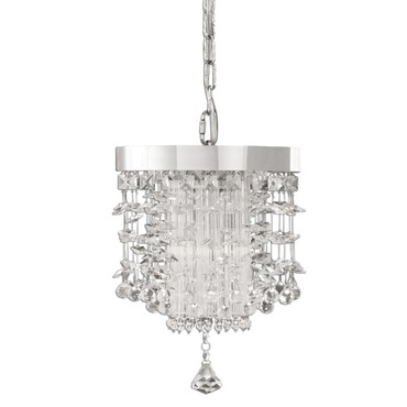 Fascination Mini Pendant by Uttermost | 21849