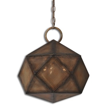 Majano Pendant by Uttermost | 21988
