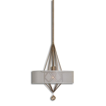 Amaro 1 Light Pendant
