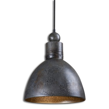 Adelino 1 Light Pendant by Uttermost | 21976