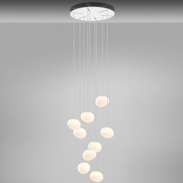 Gregg Piccola Round Multi Light Pendant