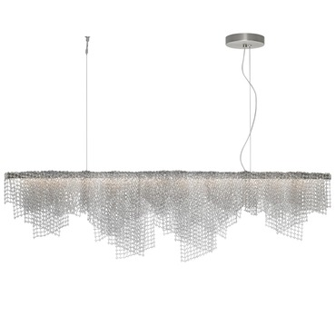 Mademoiselle Suspension by LBL Lighting | SU697CCSCLED