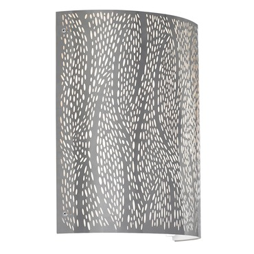 Rami Wall Sconce by LBL Lighting | WS722SSCF1HE