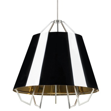 KL Artic Pendant by Tech Lighting | 700KLMATCBGSS