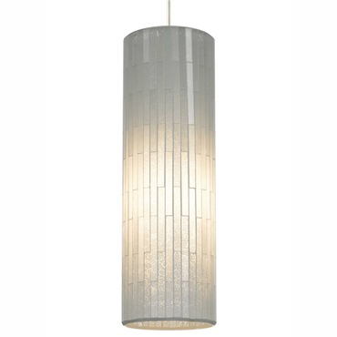T-Trak 1-Circuit Peyton Grande Pendant by Tech Lighting | 700TTPEYGPWS