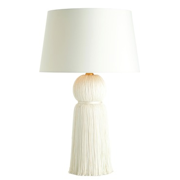 Tassel Table Lamp