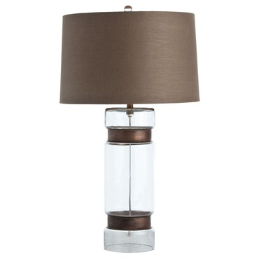 Garrison Cylinder Table Lamp by Arteriors Home | AH-46633-163