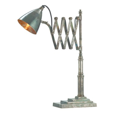 Fraiser Accordian Desk Lamp