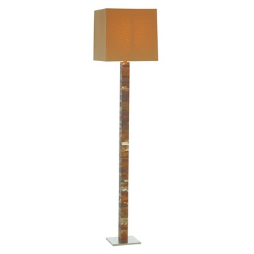 Fonda Faux Floor Lamp
