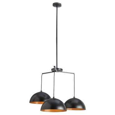 Sheldon 3 Light Chandelier
