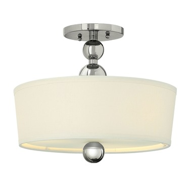 Zelda Semi Flush Ceiling by Hinkley Lighting | 3441PN