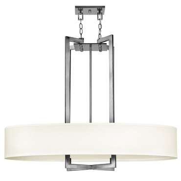 Hampton Oval Pendant by Hinkley Lighting | 3208AN