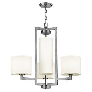 Hampton 4 Light Chandelier by Hinkley Lighting | 3209AN