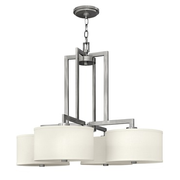 Hampton Downlight Chandelier by Hinkley Lighting | 3214AN