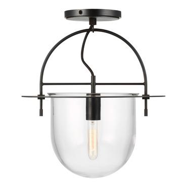 Nuance Semi Flush Ceiling Light