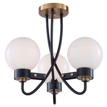 Chelton Semi Flush Ceiling Light