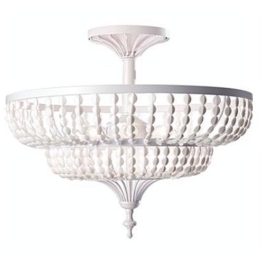 Maarid Semi Flush Ceiling Light