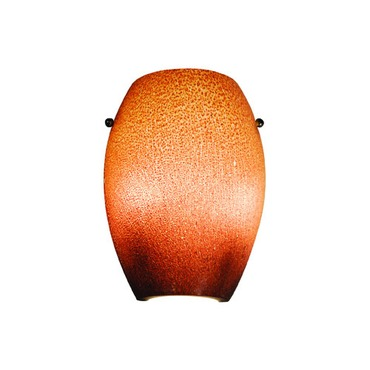 Safari Italian Art LED Wall Sconce by Access | 23214LED-BS/SLA