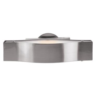 Titanium Bathroom Vanity Light by Access | 62311-BS/FST