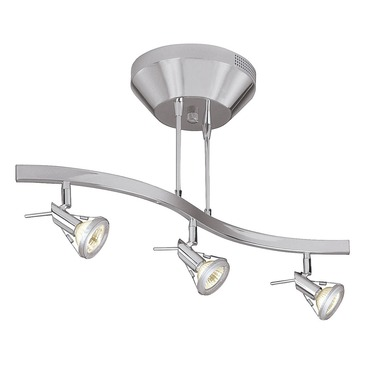 Versahl Multi Light Semi Flush Ceiling