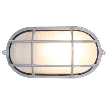 Nauticus Outdoor Bulkhead Wall Sconce by Access | 20290-bl/fst