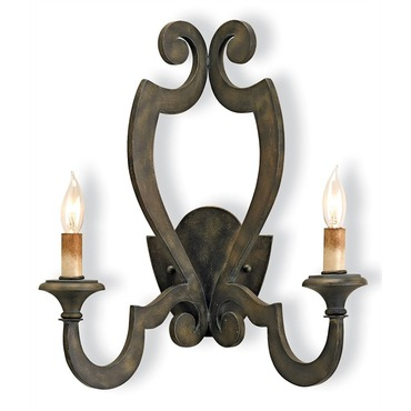 Retrospect Wall Light by Currey and Company | 5012-CC
