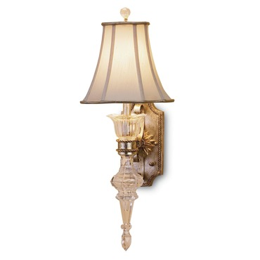 Maralago Wall Sconce by Currey and Company | 5415-CC