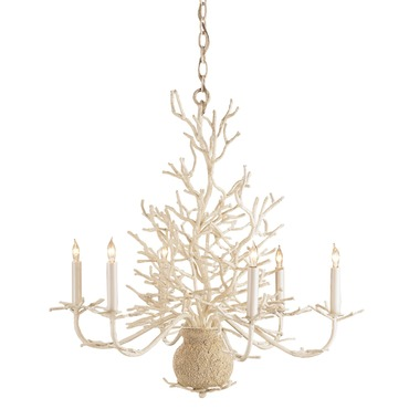 Seaward Chandelier by Currey and Company | 9218-CC