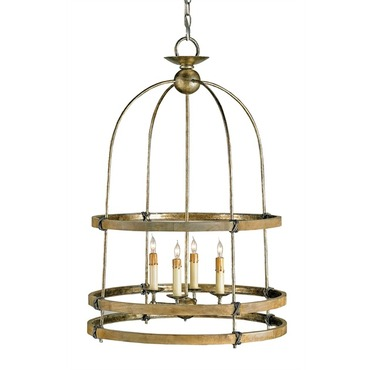 Beesthorpe Lantern by Currey and Company | 9172-CC
