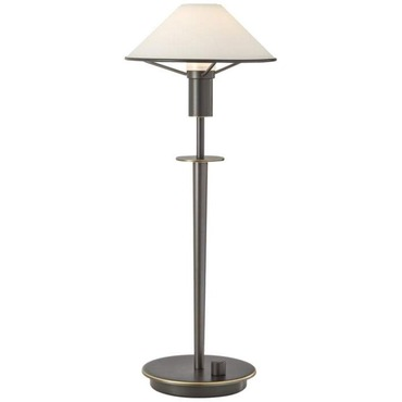 Aging Eye Glass Shade Table Lamp
