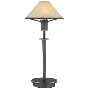 Aging Eye Mini Table Lamp by Holtkoetter | 6506-HBOB-ALC