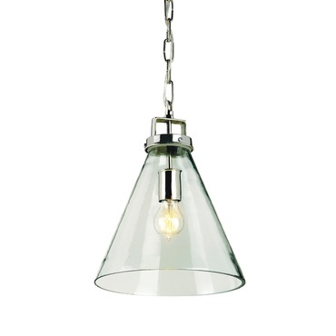 Vitrine Pendant by Currey and Company | 9699-CC