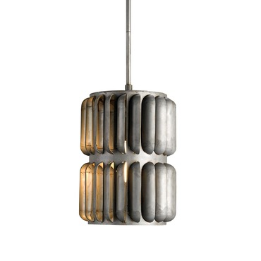 Turbina Pendant by Currey and Company | 9861-CC
