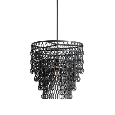 Fenwick Pendant by Currey and Company | 9863-CC