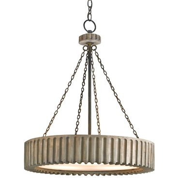 Greyledge Pendant by Currey and Company | 9326-CC