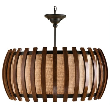 Dado Pendant by Currey and Company | 9096-CC