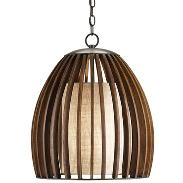 Carling Pendant by Currey and Company | 9099-CC