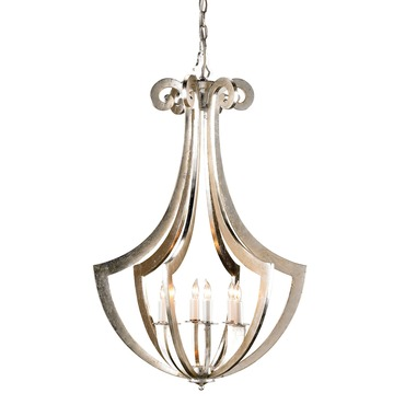 Venus Chandelier by Currey and Company | 9639-CC