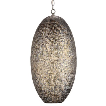 Cairo Pendant by Currey and Company | 9101-CC