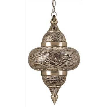 Tangiers Pendant by Currey and Company | 9103-CC