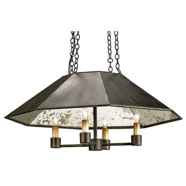 Annandale Pendant by Currey and Company | 9087-CC
