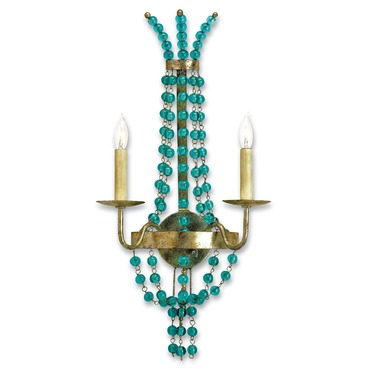 Serena Wall Sconce by Currey and Company | 5166-CC
