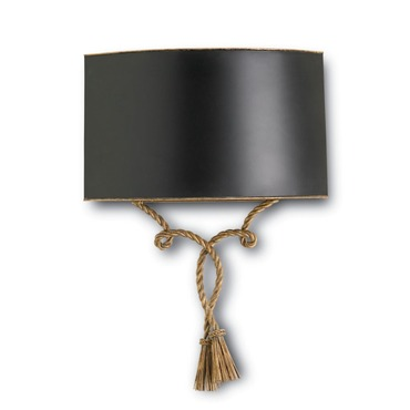 Baron Wall Sconce by Currey and Company | 5098-CC
